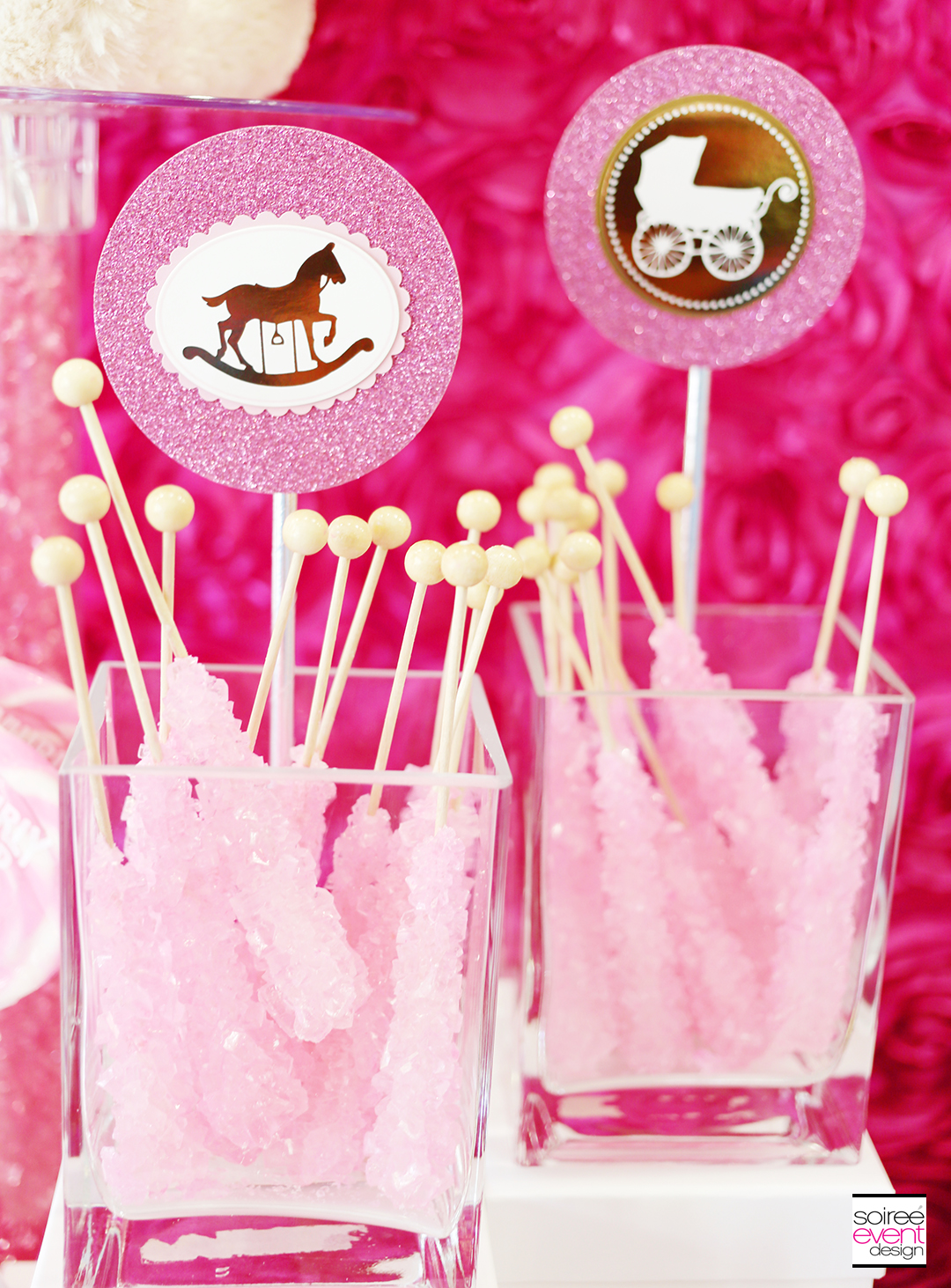 Gender Reveal Party Candy