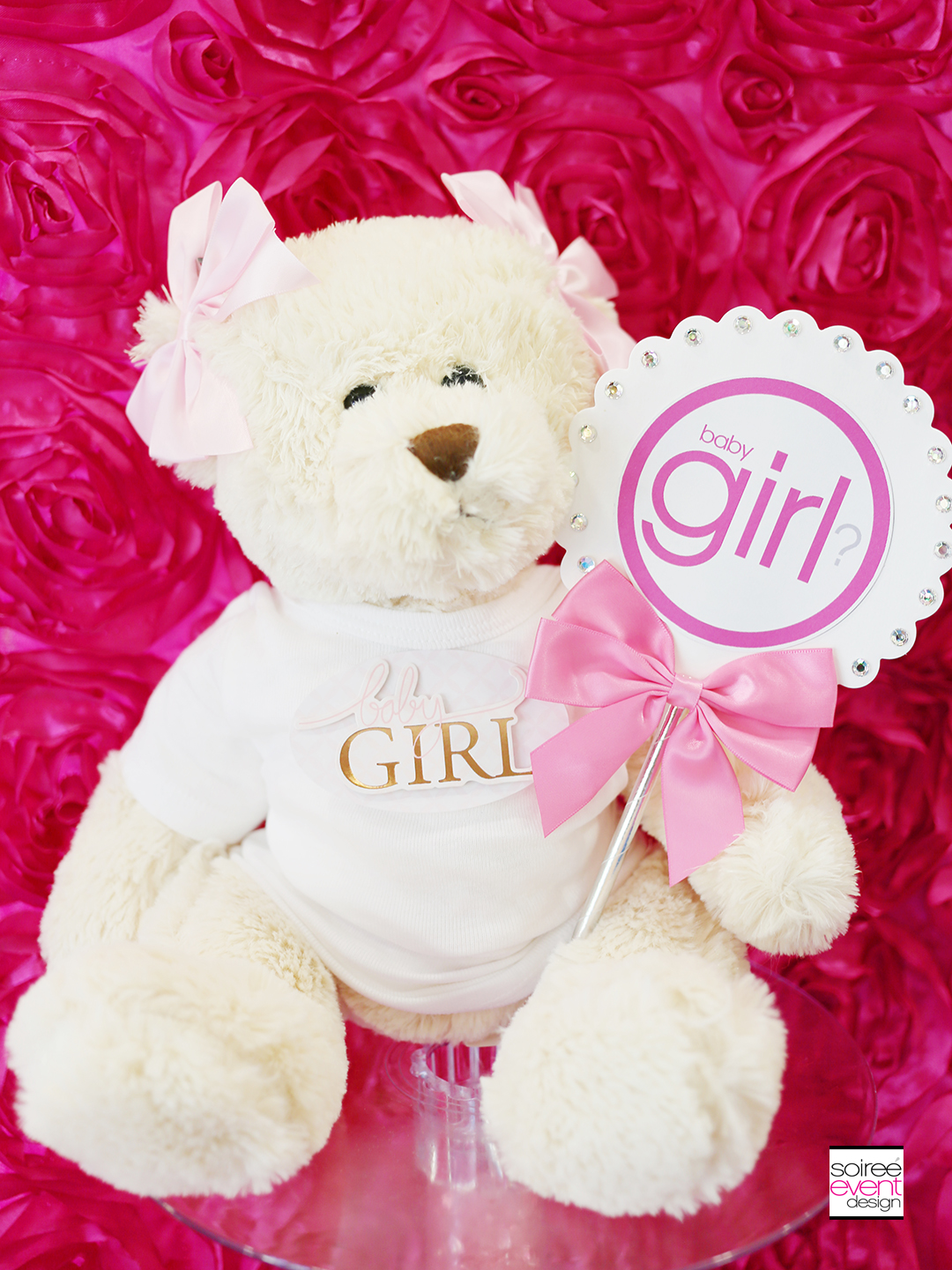 Gender Reveal Party Decorations - Girl