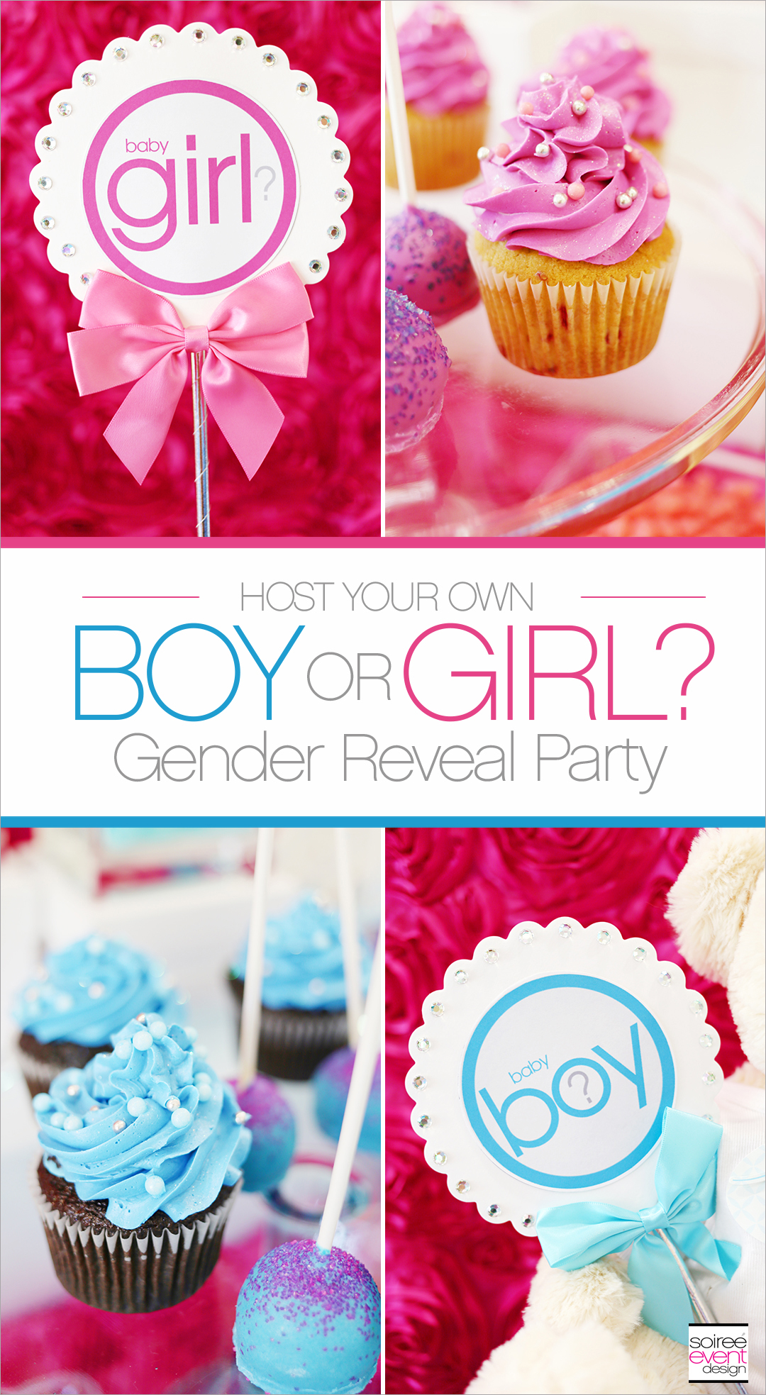 How to Host a Gender Reveal Party 1