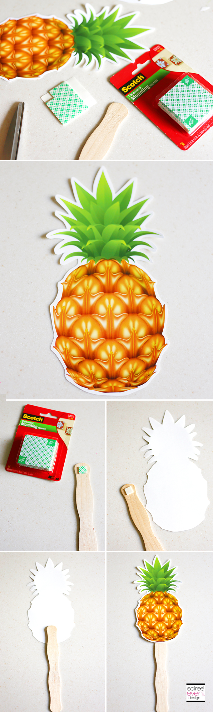 How to Make Custom Photo Booth Props