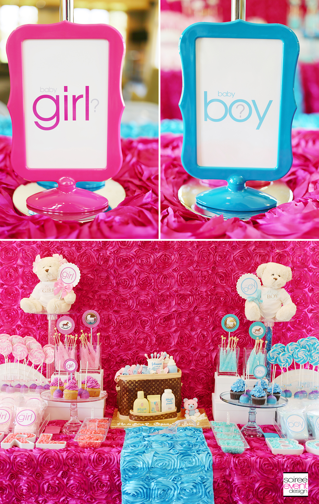 How to set up a Gender Reveal Party