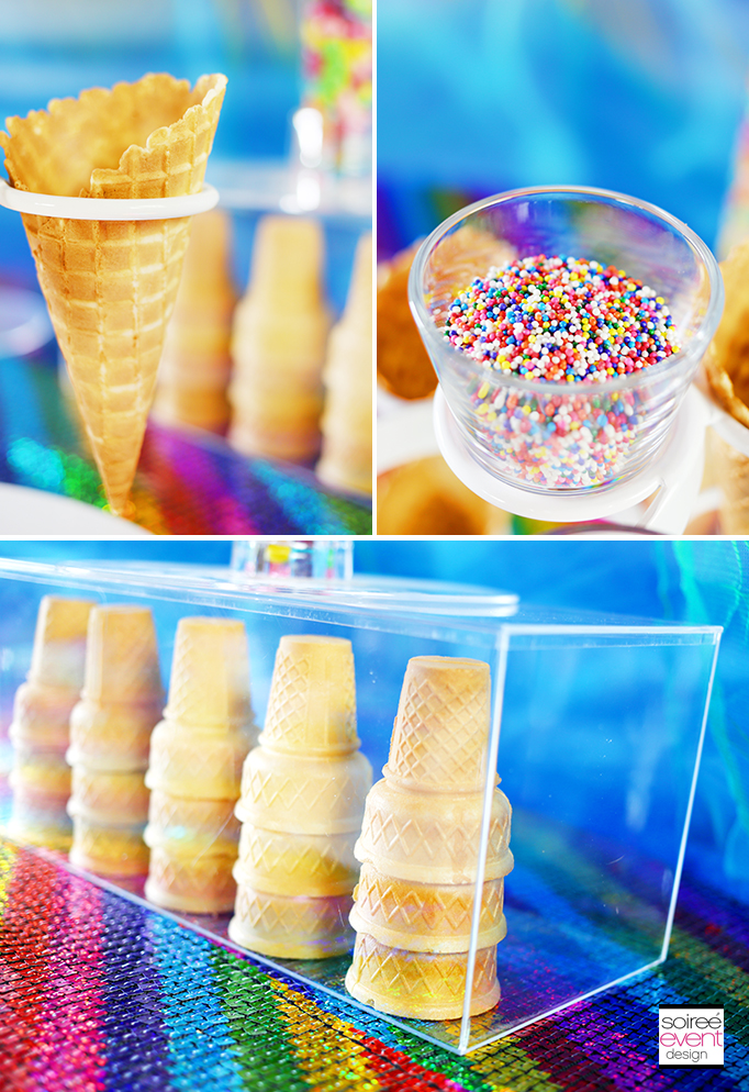 Ice Cream Cone Station