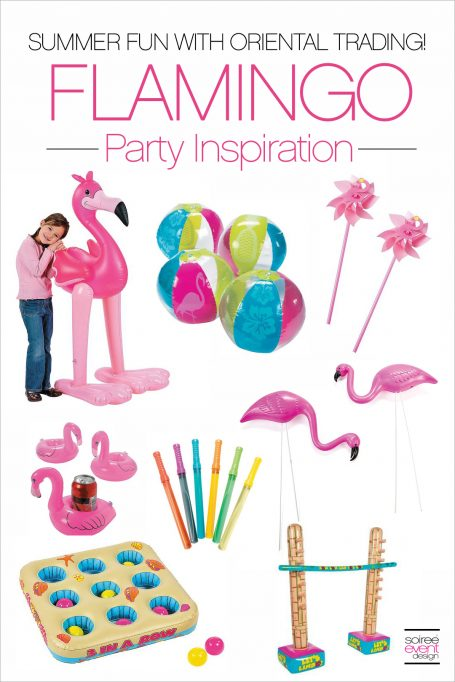 Summer Fun!  Flamingo Party Inspiration