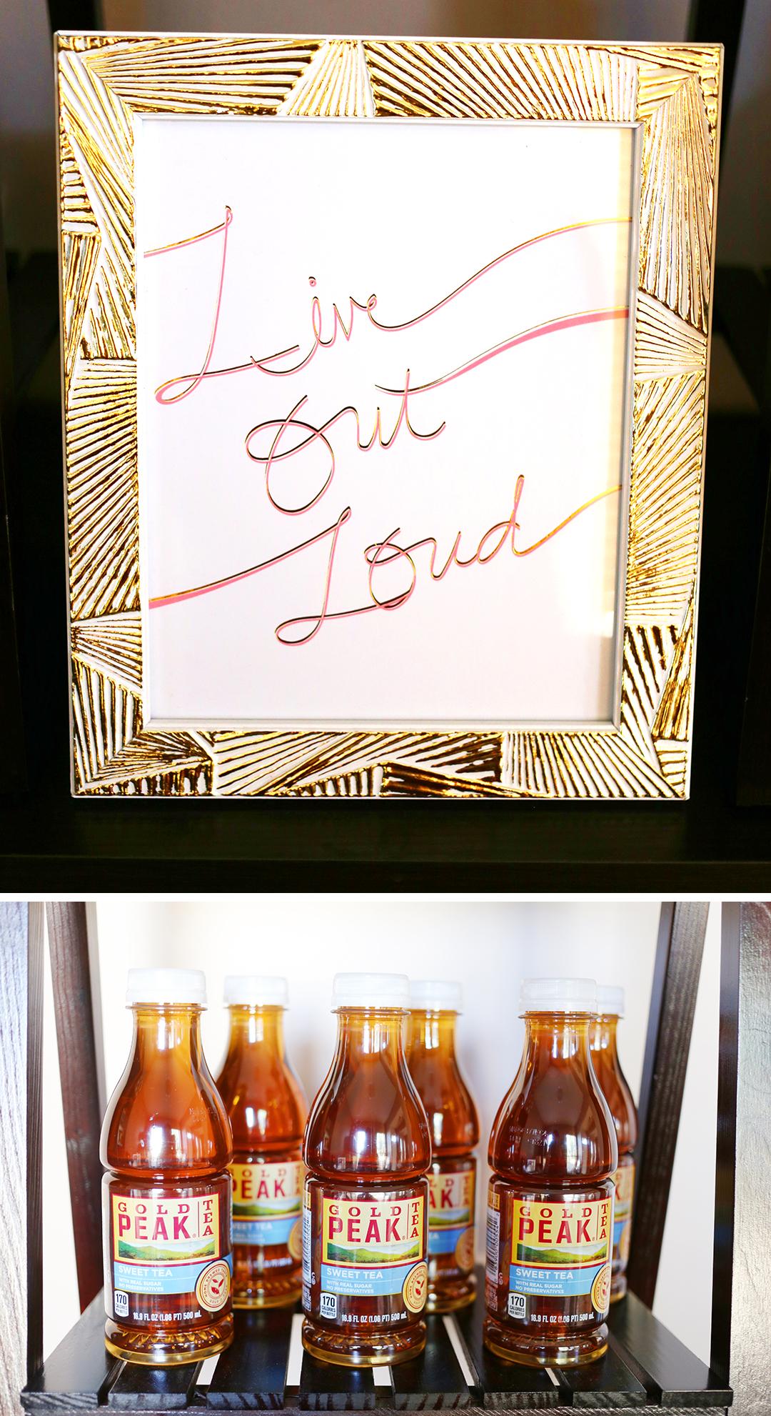 Gold Peak Iced Tea 6-pack
