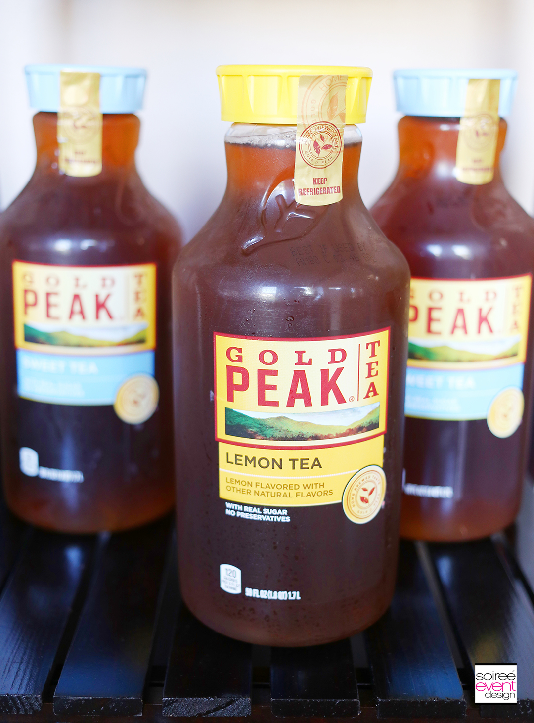Gold Peak Lemon Iced Tea