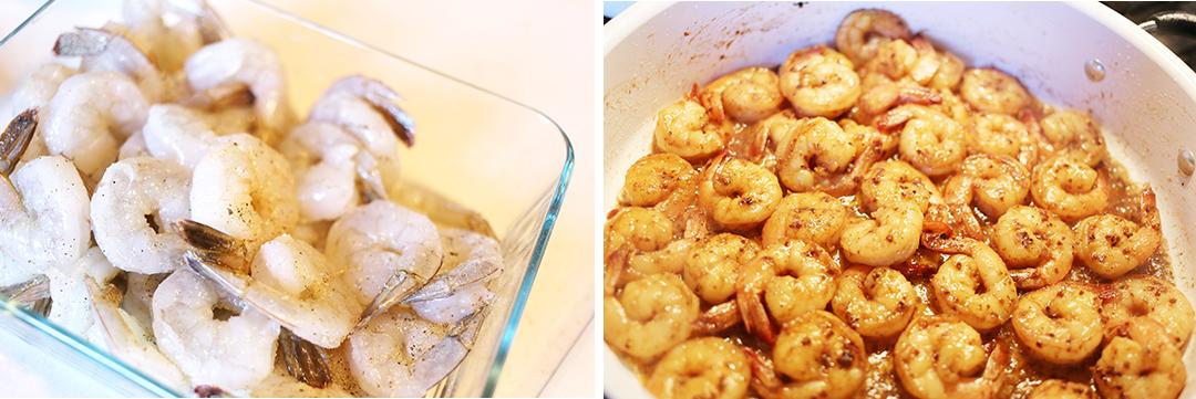 Lemon Garlic Shrimp Pasta - Step 3