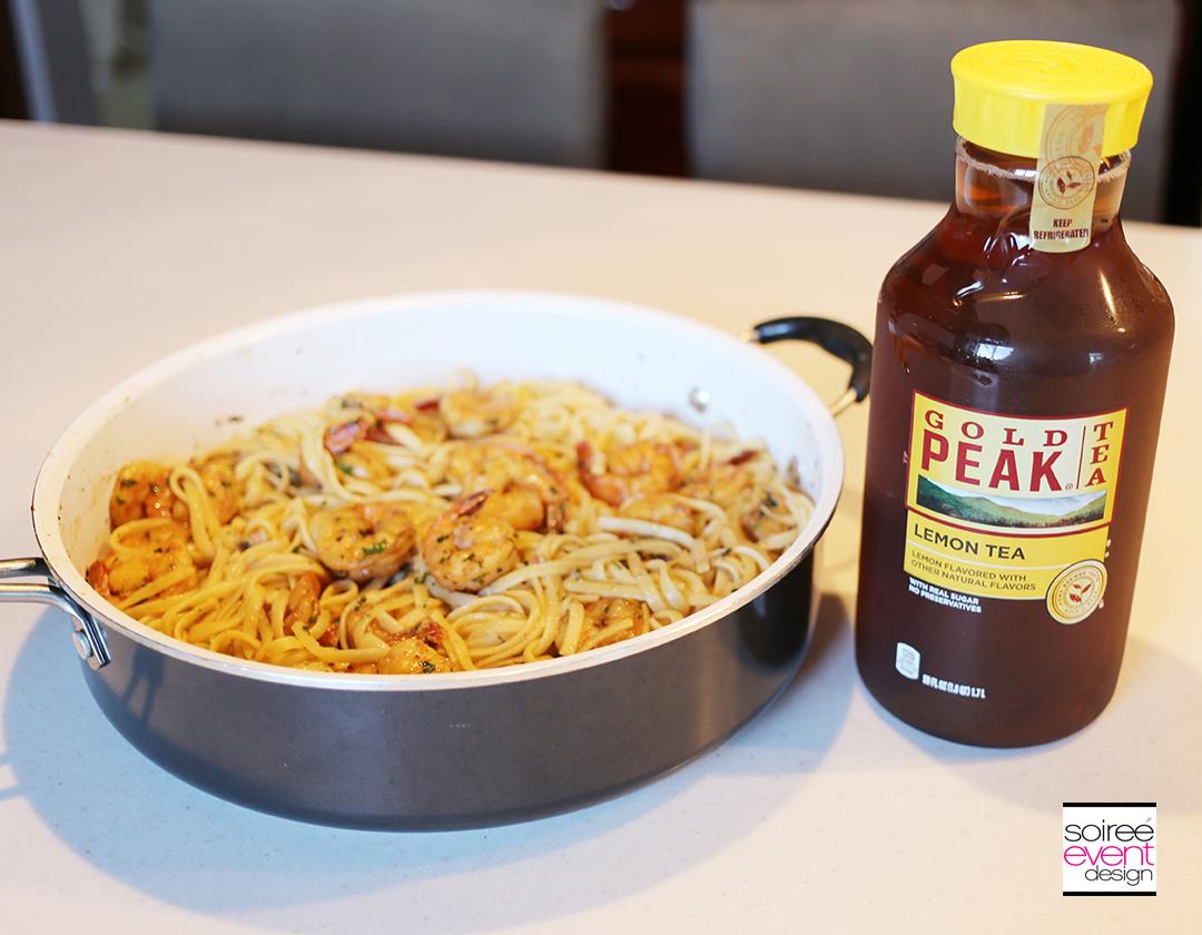 Lemon Garlic Shrimp Pasta - Step 6
