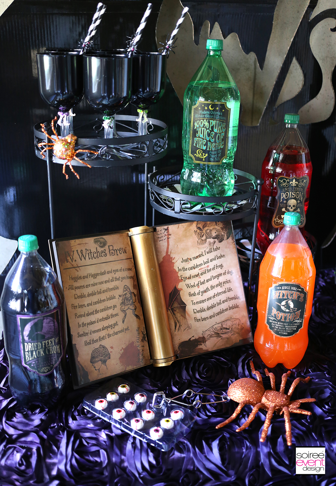 halloween-party-drink-bar