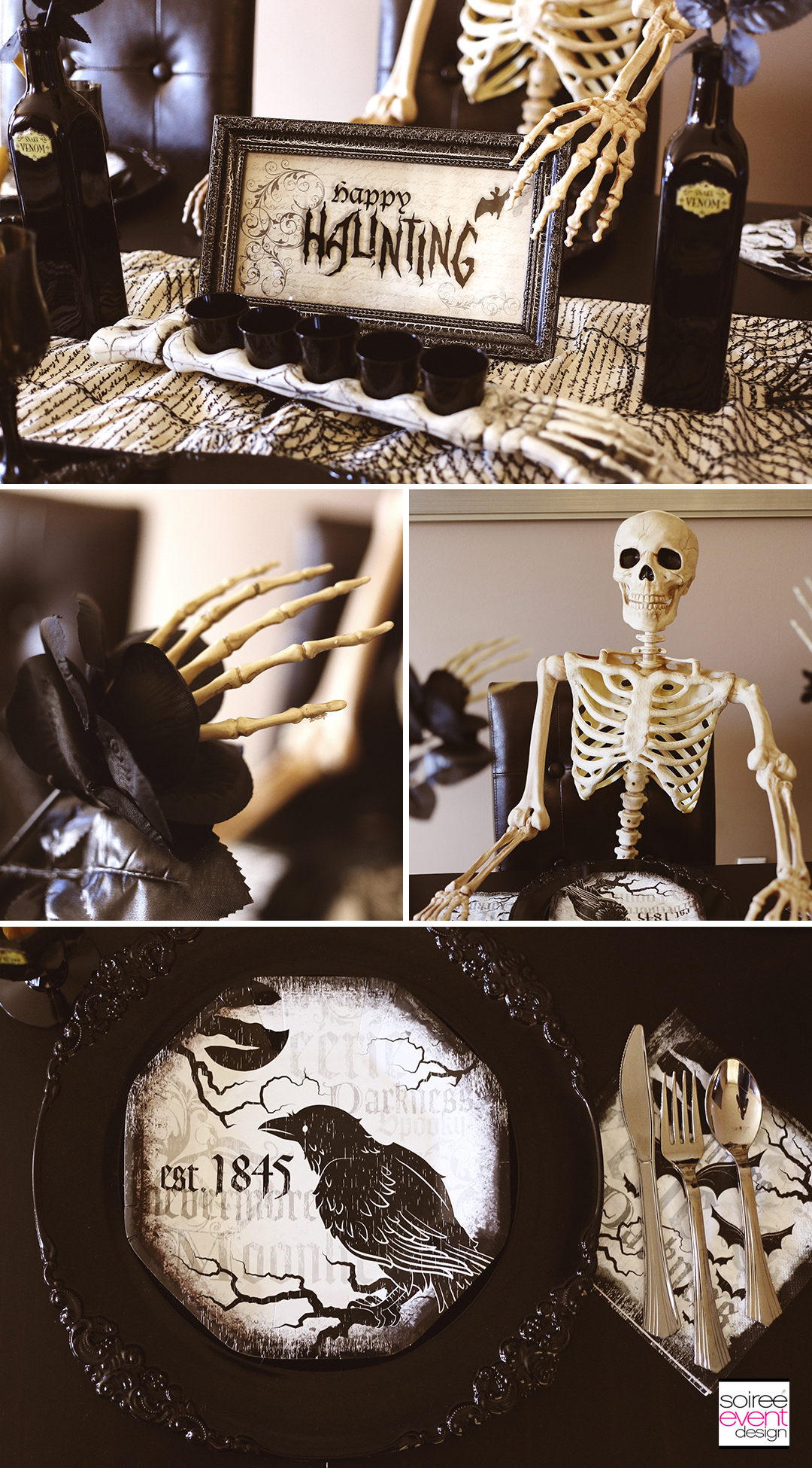 halloween-party-skeleton-decoration-spooky-soiree-party-supplies