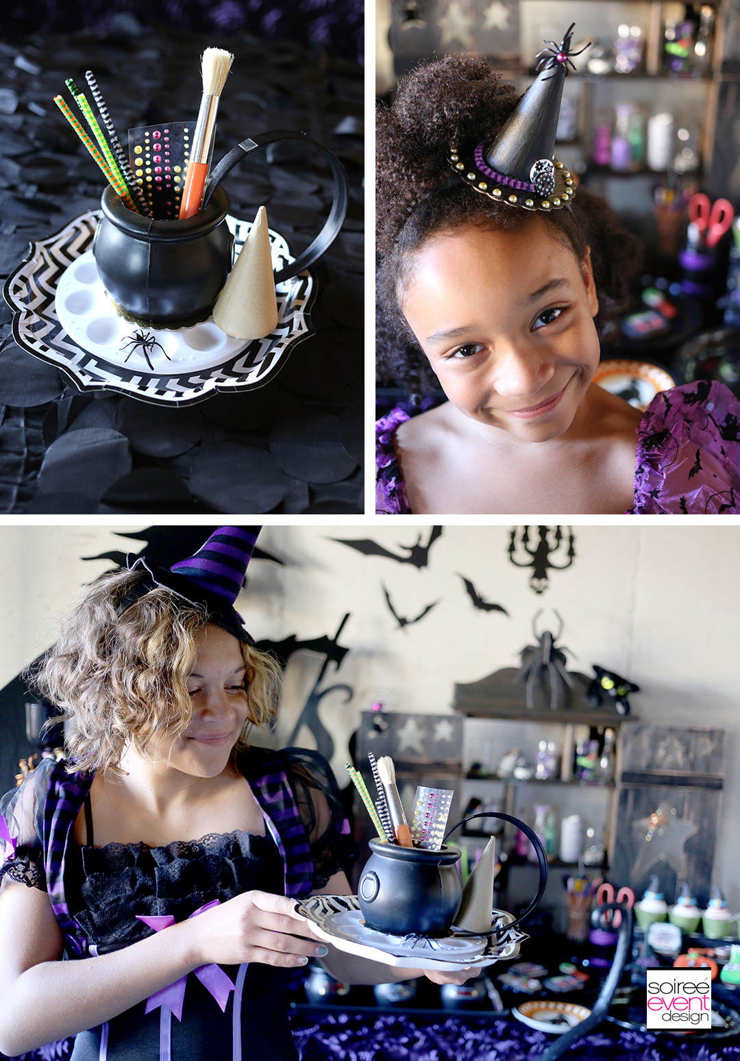 witch-hat-headband-craft
