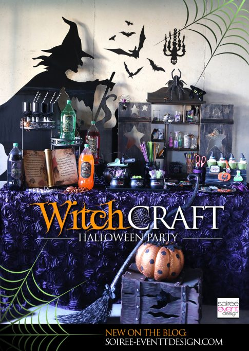 """WitchCRAFT"" – Halloween Craft Party"