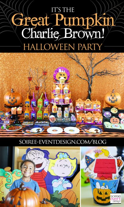 Charlie Brown Halloween Party, Great Pumpkin