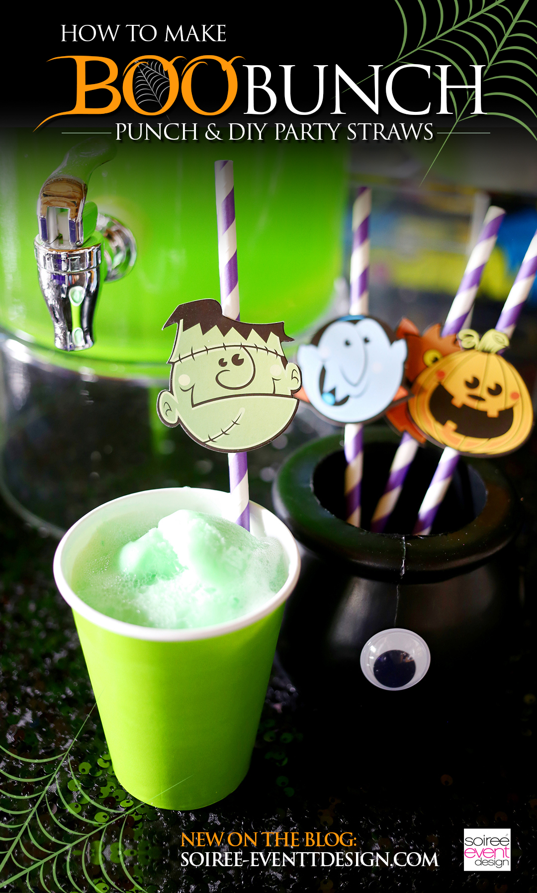 Kid Friendly Halloween Party Ideas Quot Boo Bunch Quot Soiree