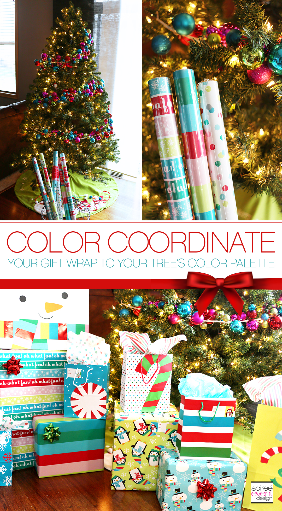 Gift Wrapping Tips, Christmas Gift Wrapping