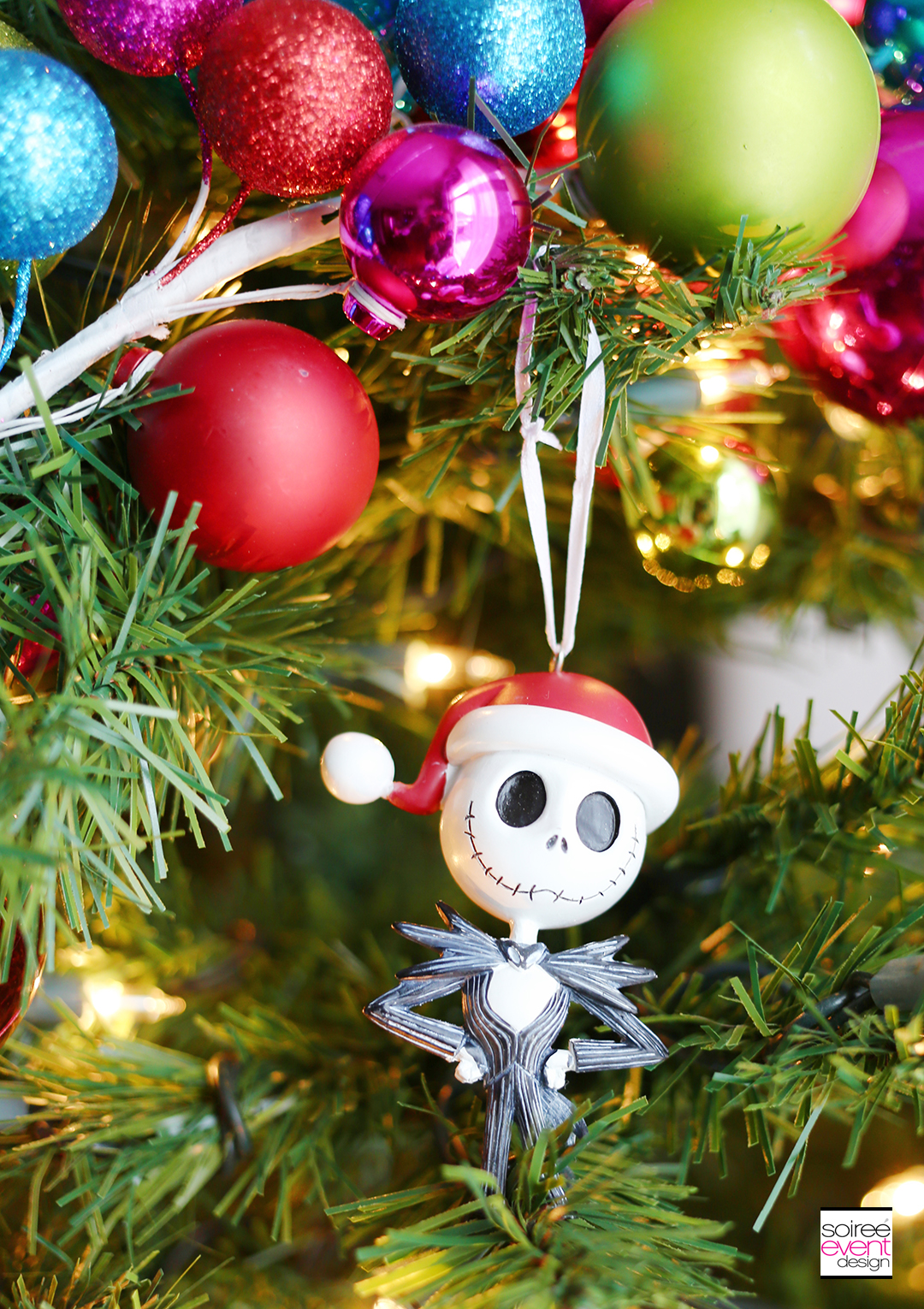 Nightmare Before Christmas ornament - Jack