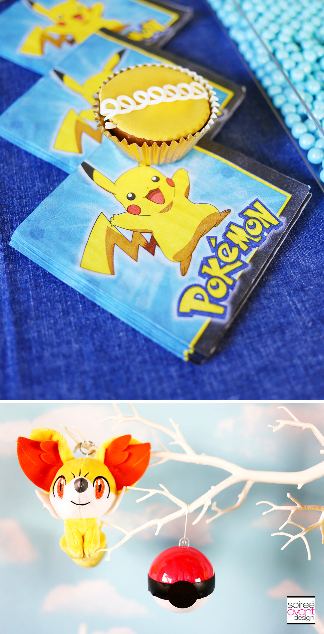 Pokemon Party Ideas, Pokemon Party Decorations