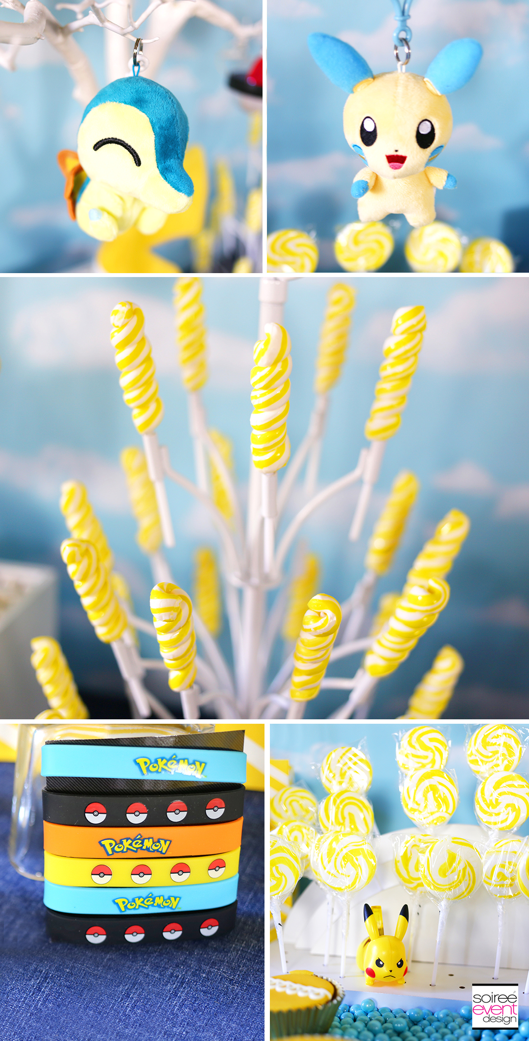 Pokemon Party Ideas How To Set Up A Pokemon Candy Bar