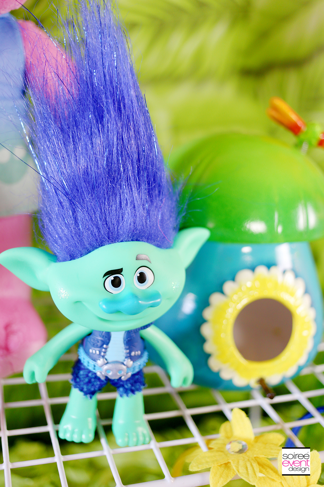 Trolls party ideas, Trolls party decorations