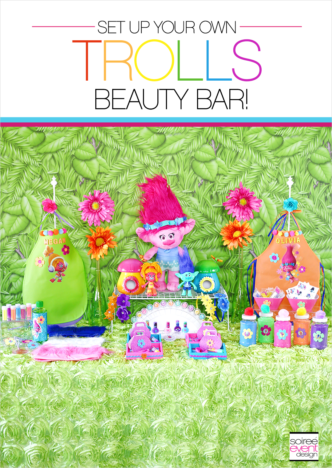 trolls-party-ideas-trolls-beauty-bar