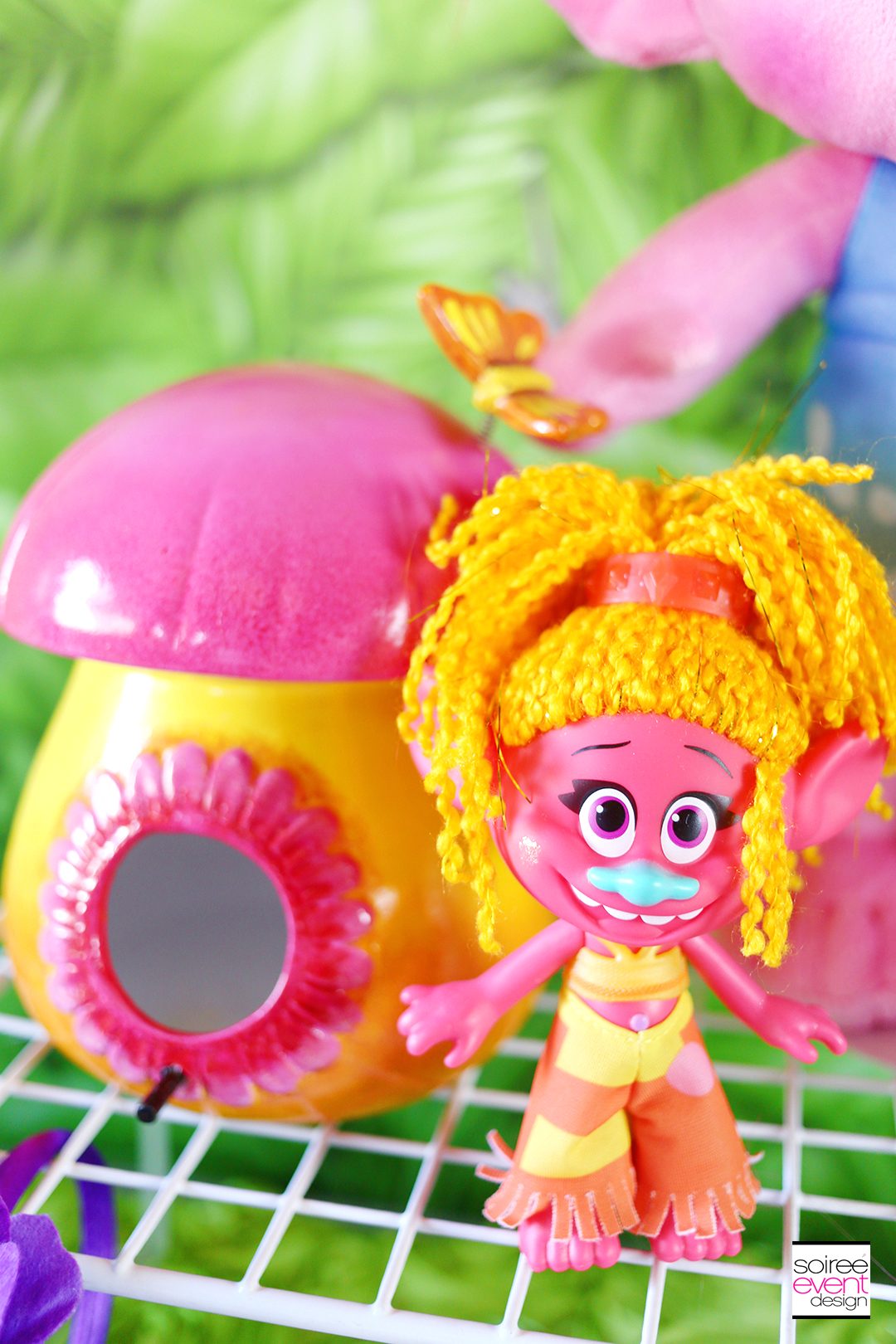 Trolls party ideas - Trolls party decorations
