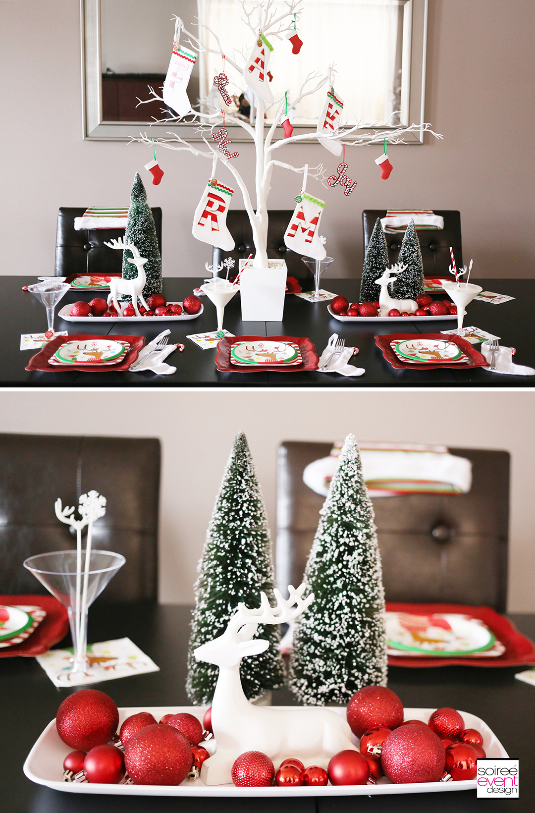 gift-wrapping-party-christmas-dining-table