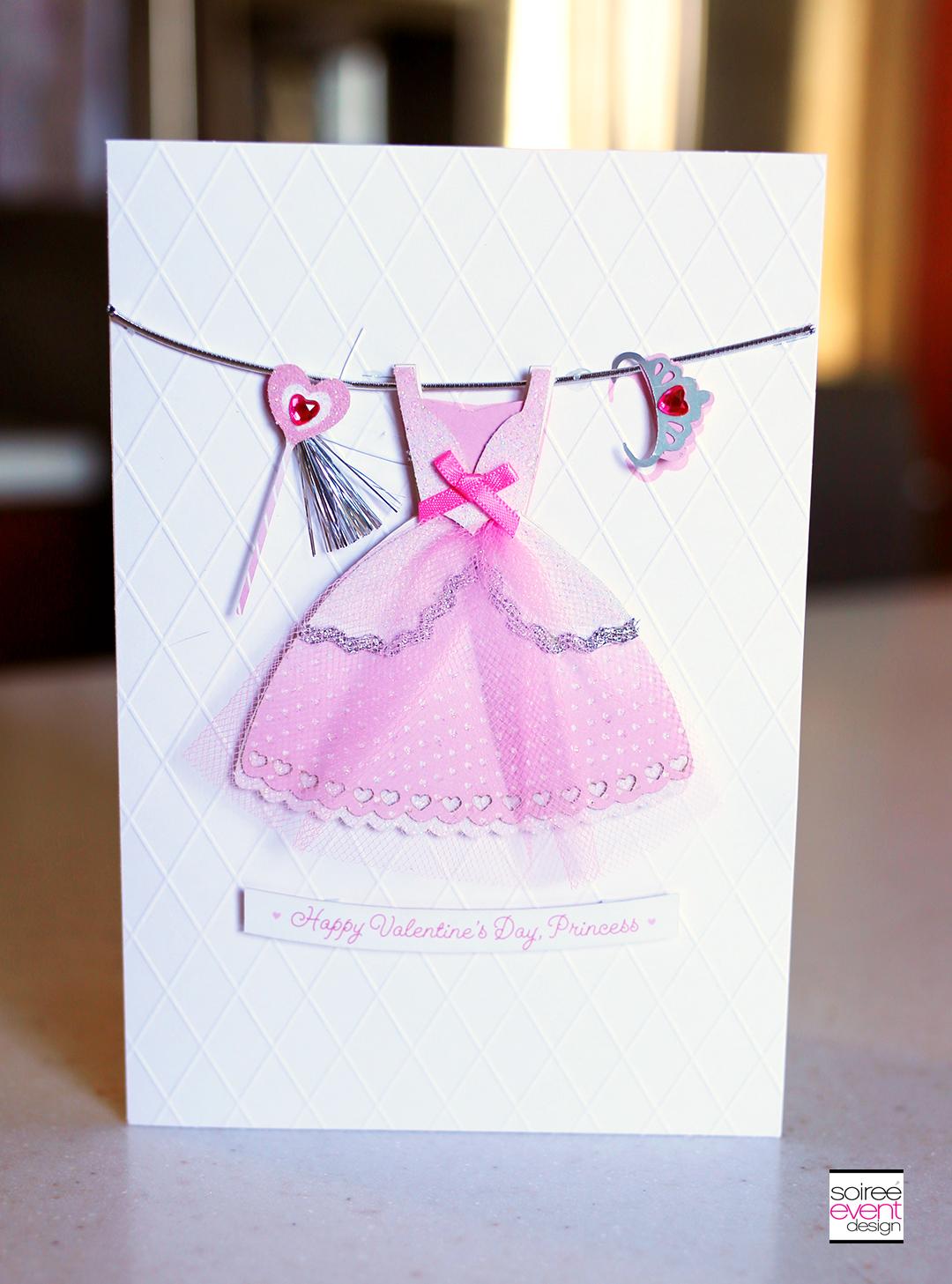 Hallmark Valentines Day Cards - Ballerina