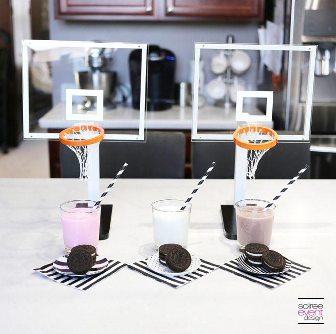 OREO Dunk Challenge Dessert Table - Soiree Event Design