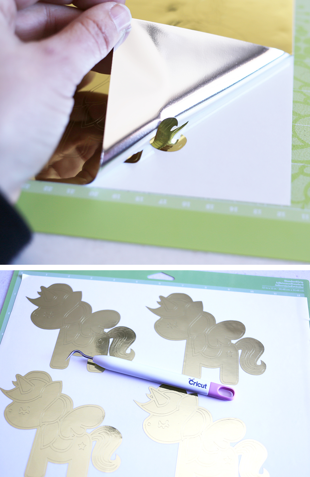 Make Custom Party Plates With The New Cricut Explore Air