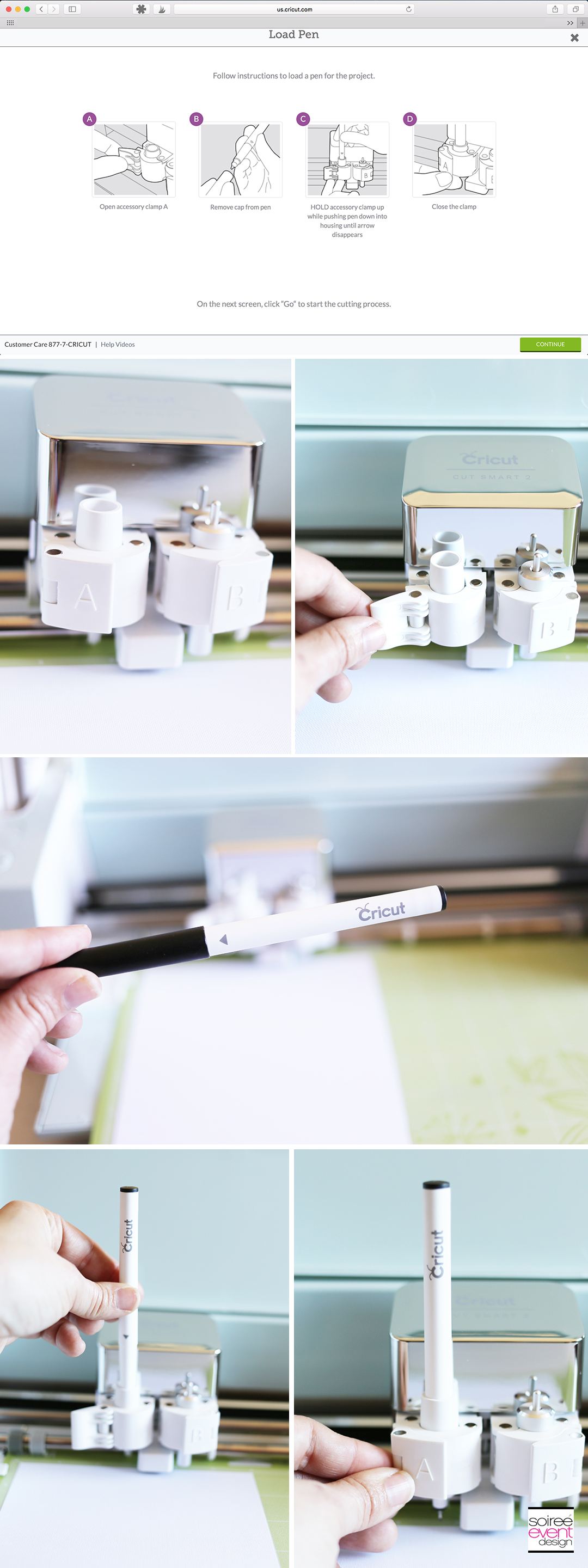 Make a Card with the Cricut Explore Air 2 - Step 3