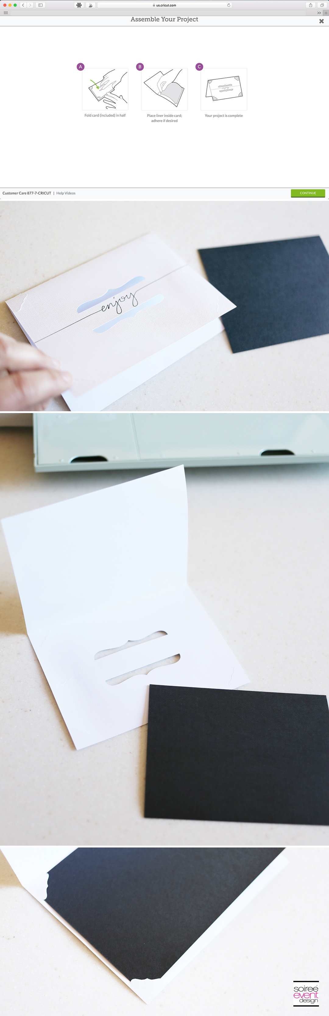 Make a Card with the Cricut Explore Air 2 - Step 7