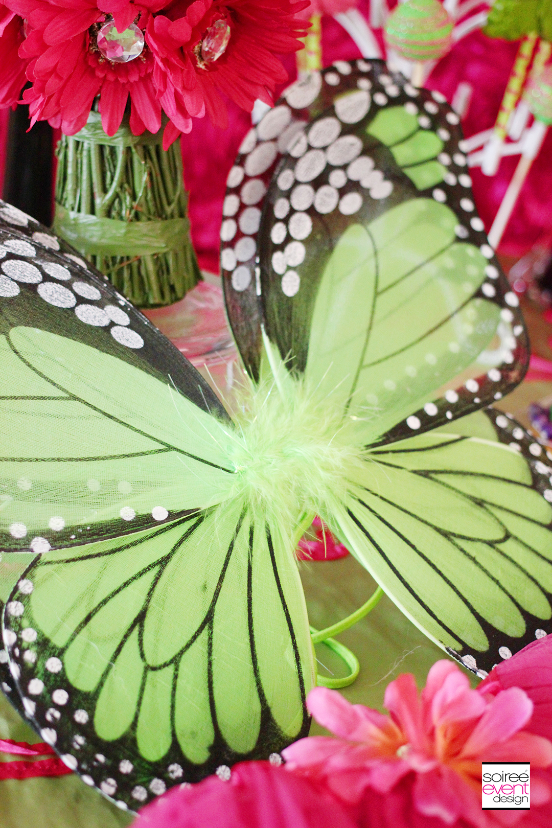 Fairy Garden Party - Butterfly Wings