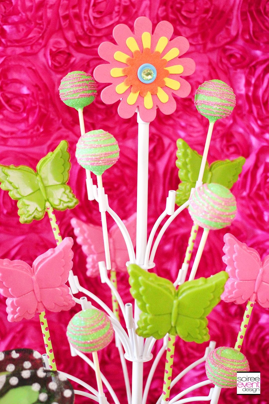 Fairy Garden Party Desserts