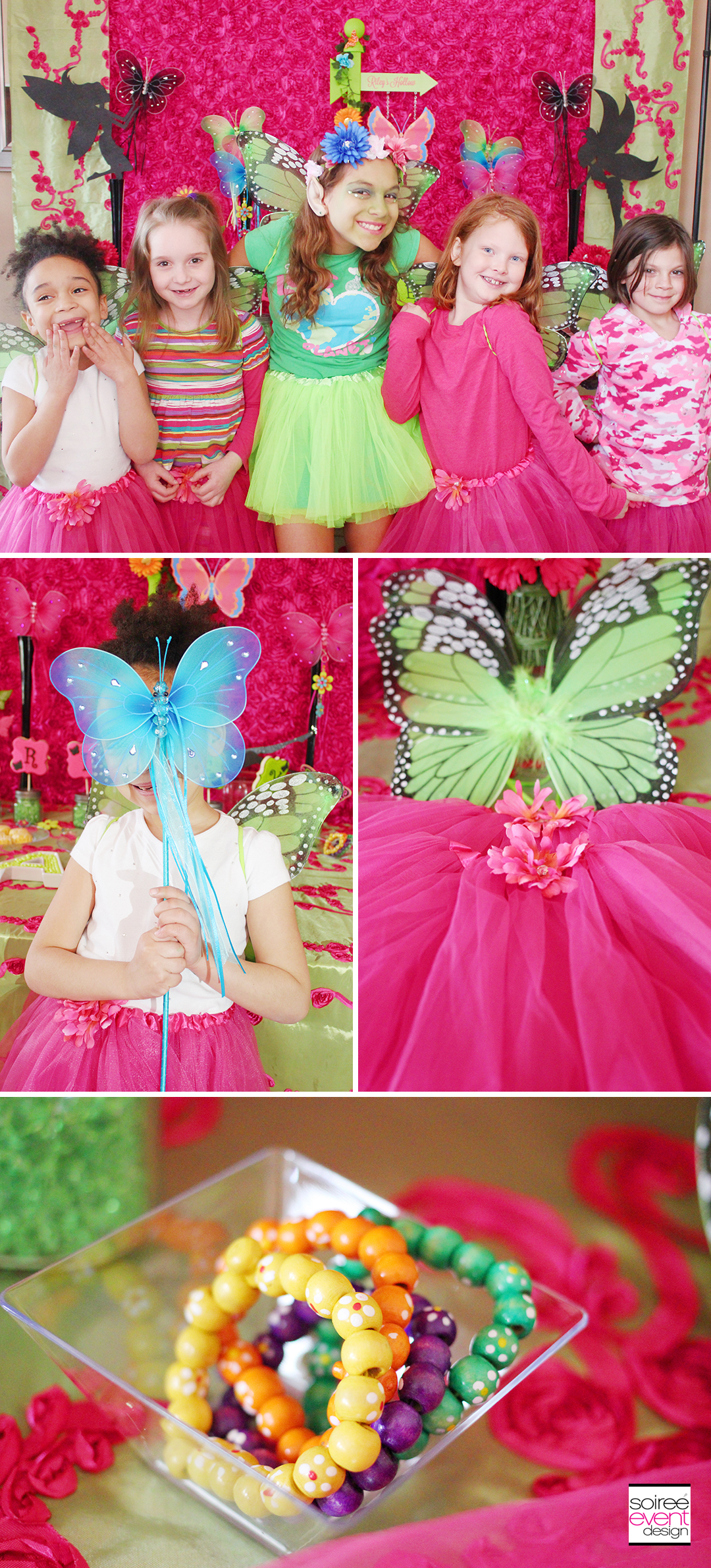 Fairy Garden Party Dress Up