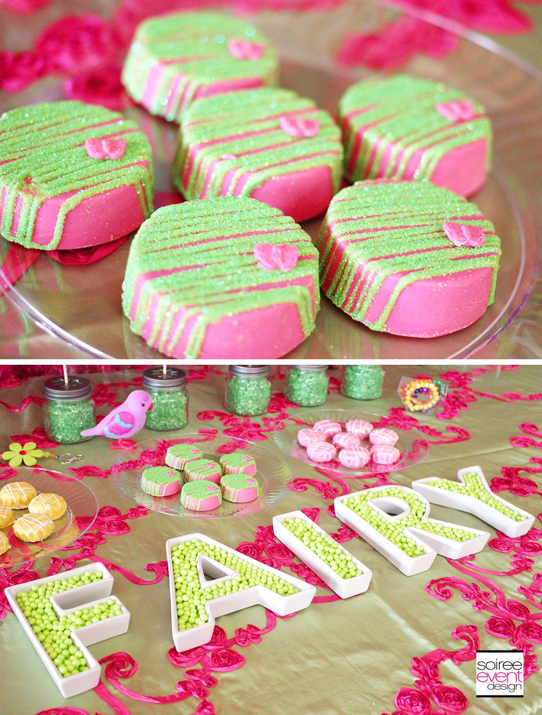 Fairy Garden Party - Fairy Desserts