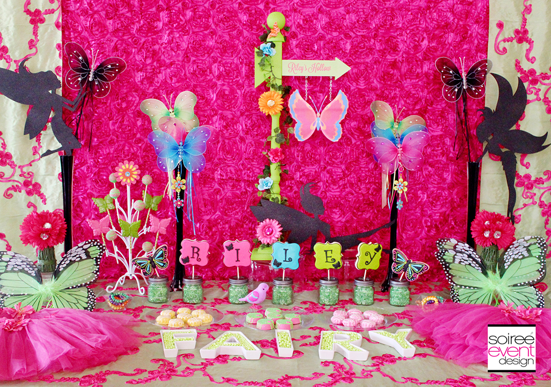 Fairy Garden Party Table