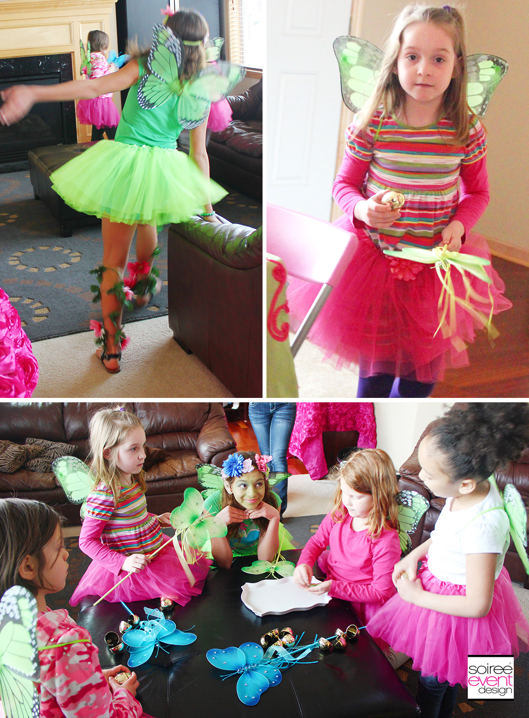 Fairy Party Scavenger Hunt