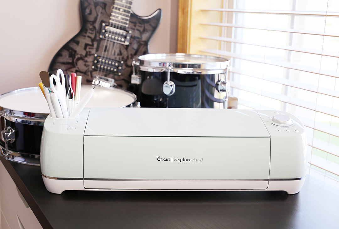 DIY Projects with Cricut Explore Air 2
