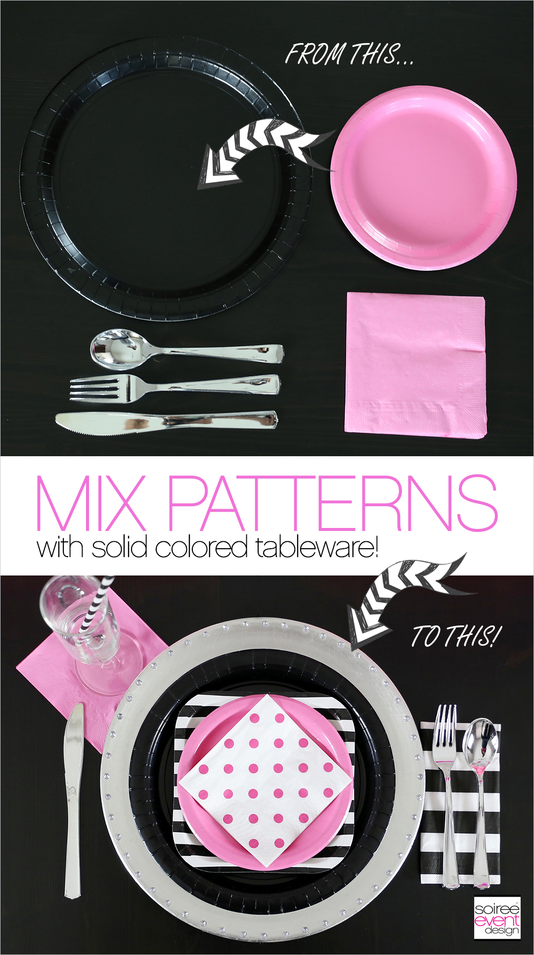 Flamingo Party Tablescape 2