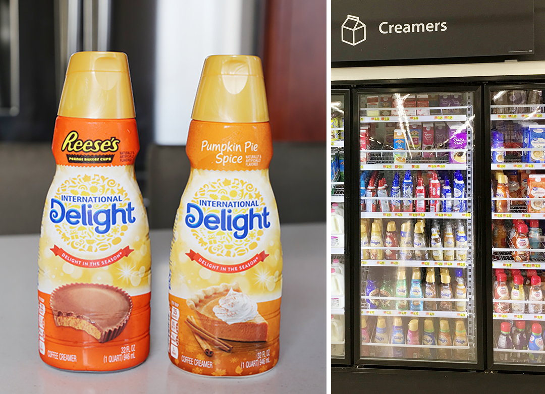 'S Peanut Butter Cup Creamer - Walmart