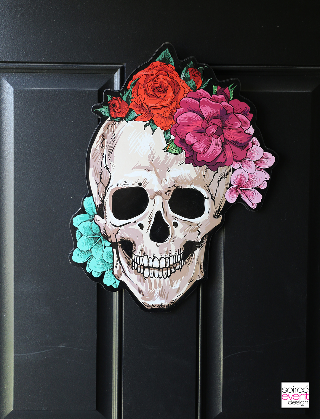 Day of the Dead Entryway - Door Sign