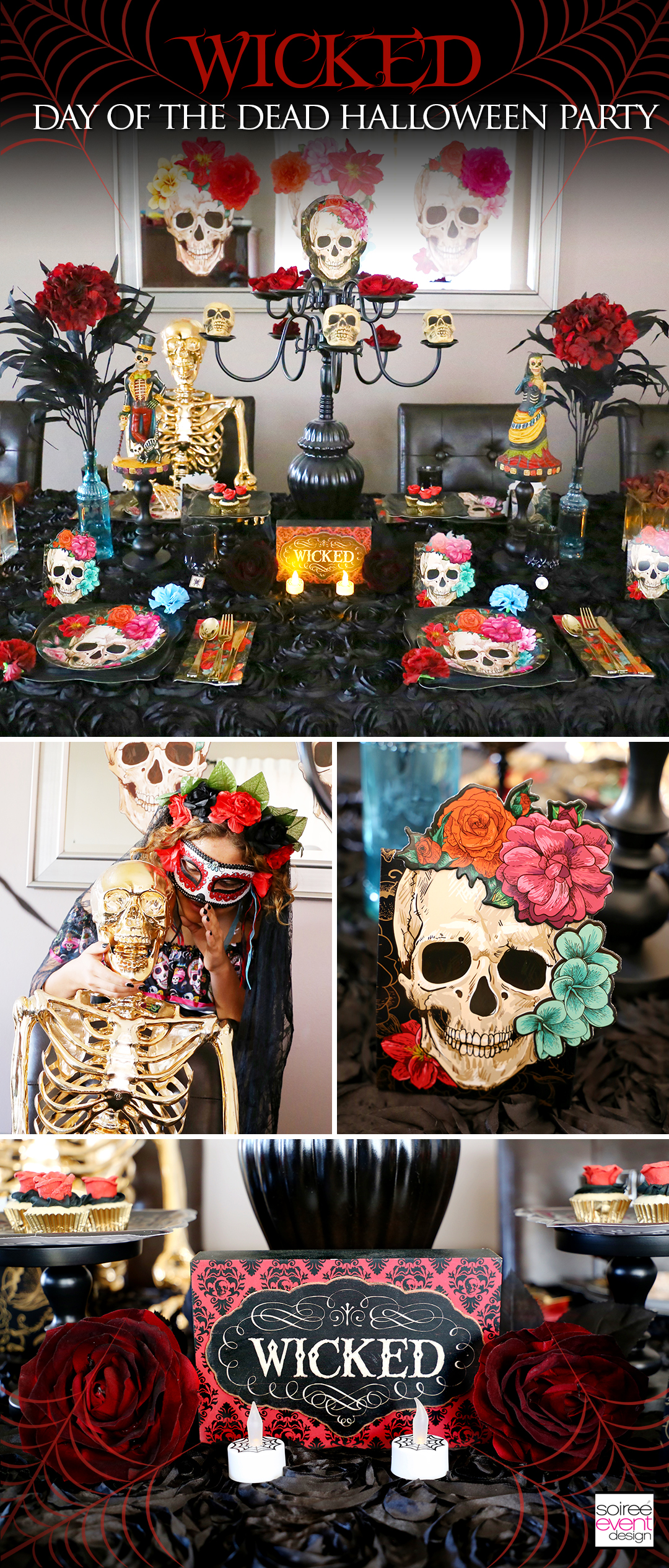 Day of the Dead Party Ideas 2