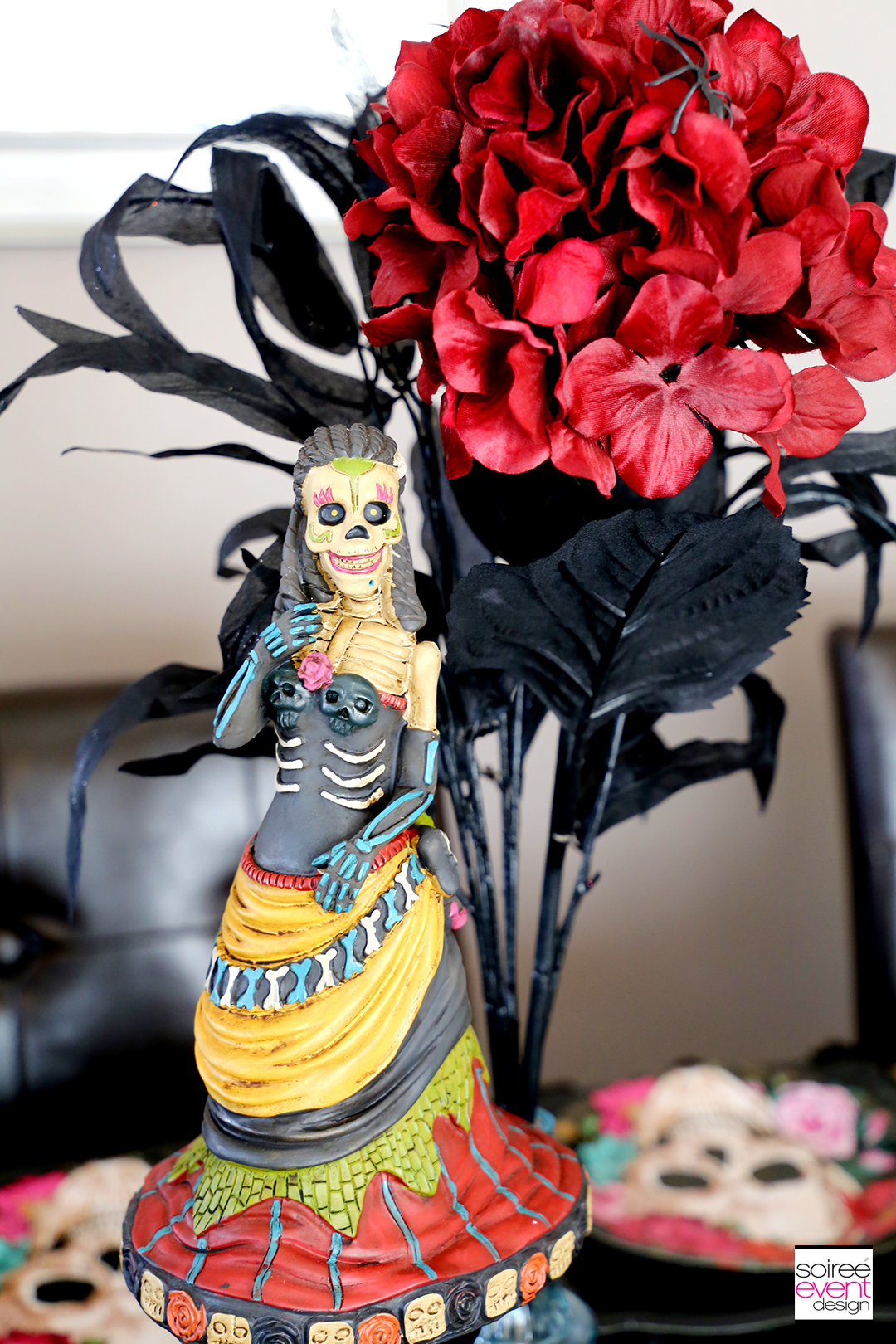 Day of the Dead Party Ideas - Day of the Dead Decorations 2
