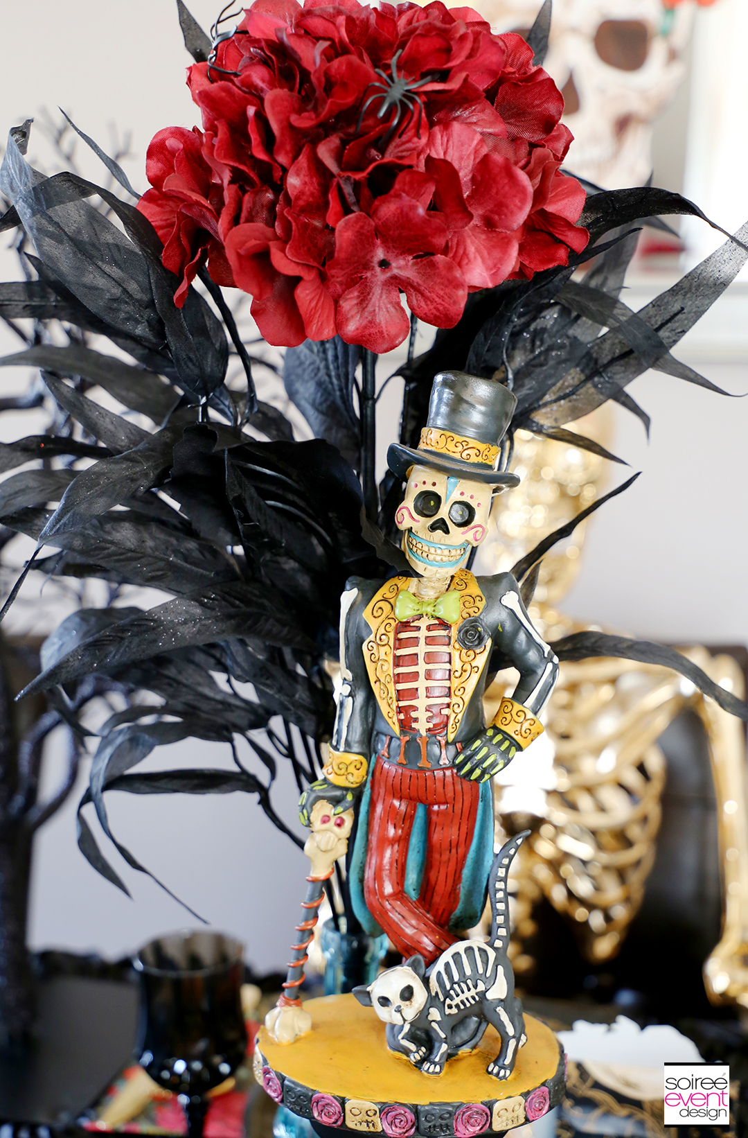 Day of the Dead Party Ideas - Day of the Dead Decorations