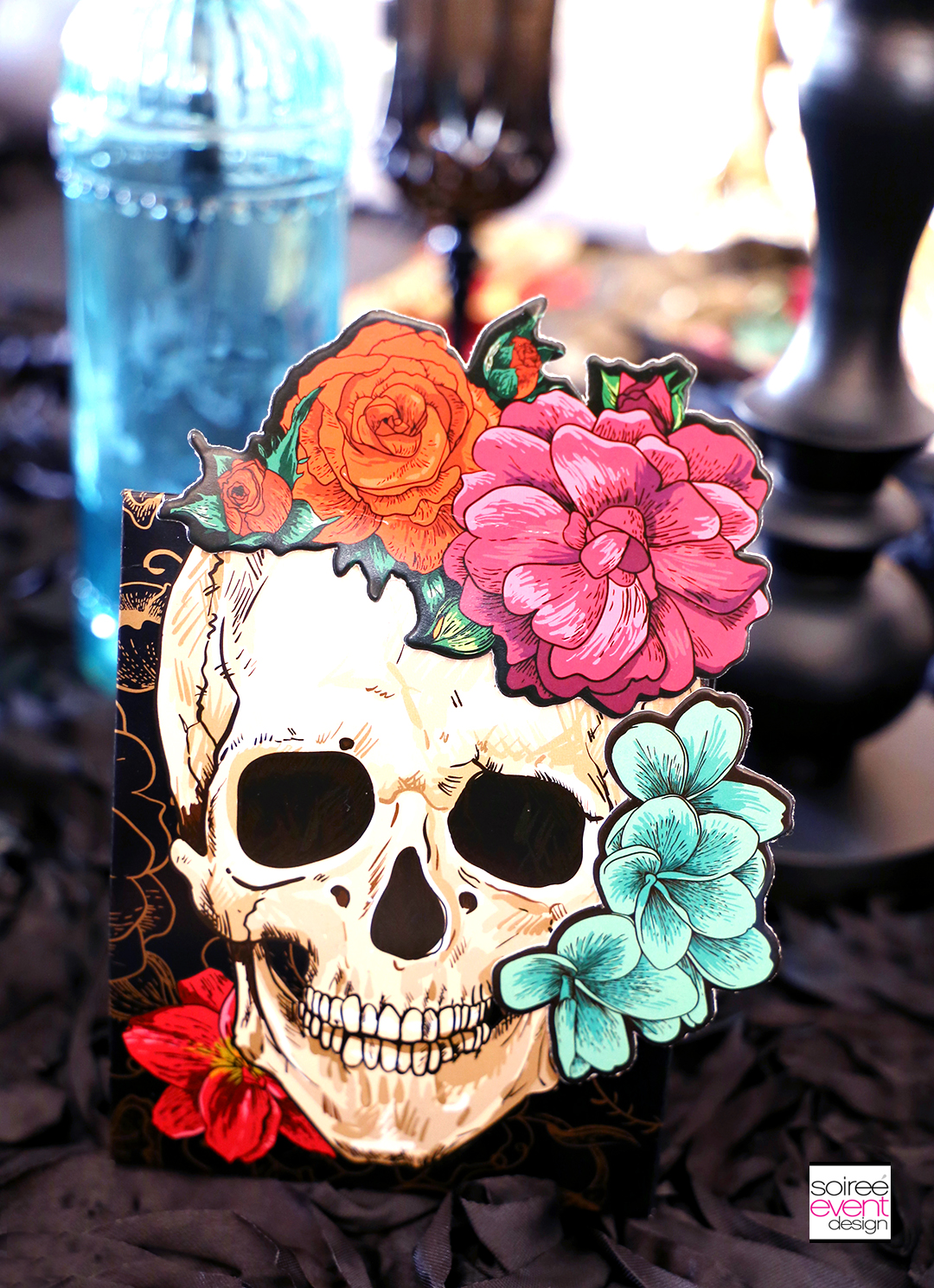 Day of the Dead Party Ideas - Day of the Dead Favor Boxes