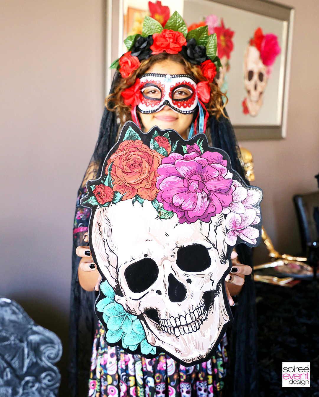 Day of the Dead Party Ideas - Day of the Dead decor