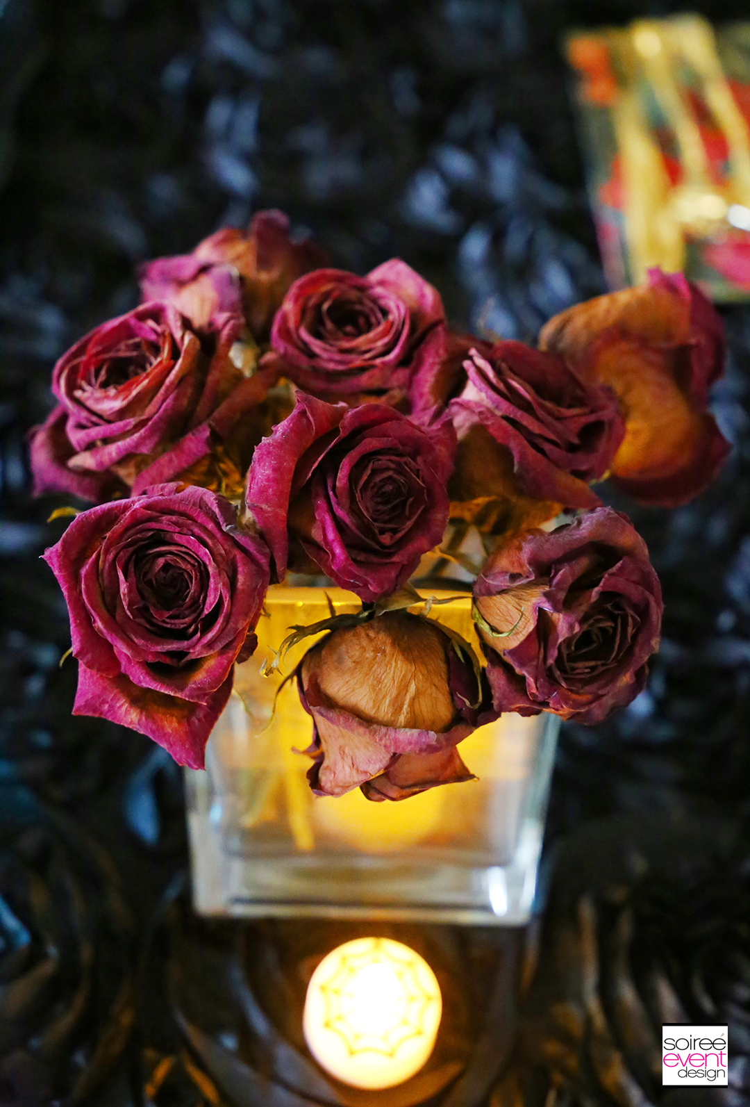 Day of the Dead Party Ideas - Halloween Roses