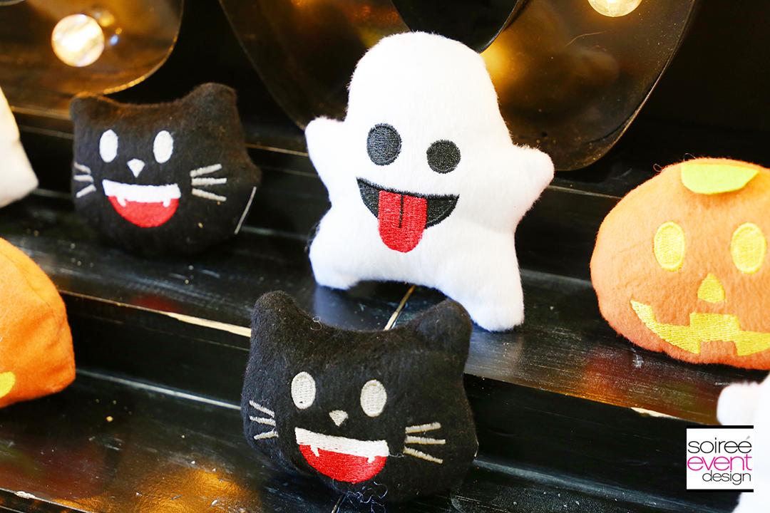 Emoji Halloween Party Ideas - Emoji Halloween Plush Toys