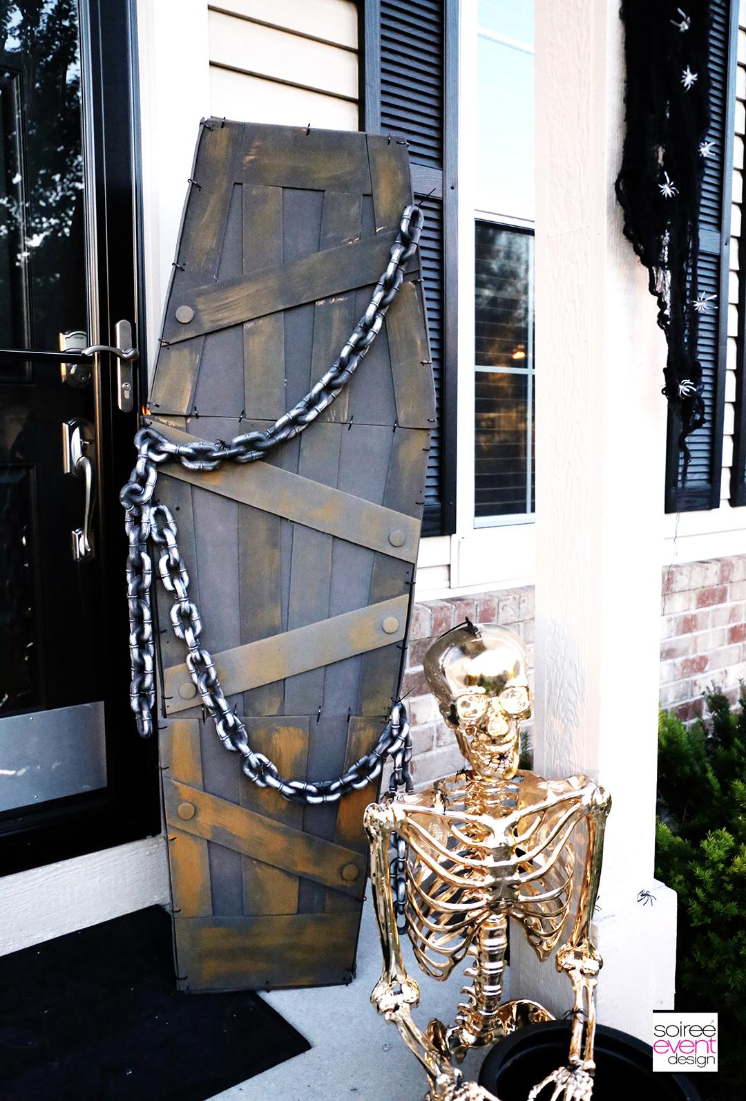 Full size Gold Skeleton