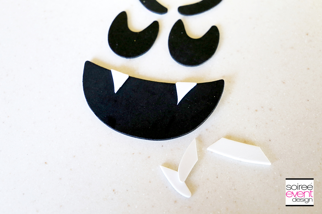 Halloween Emoji Pumpkins - Step 2A