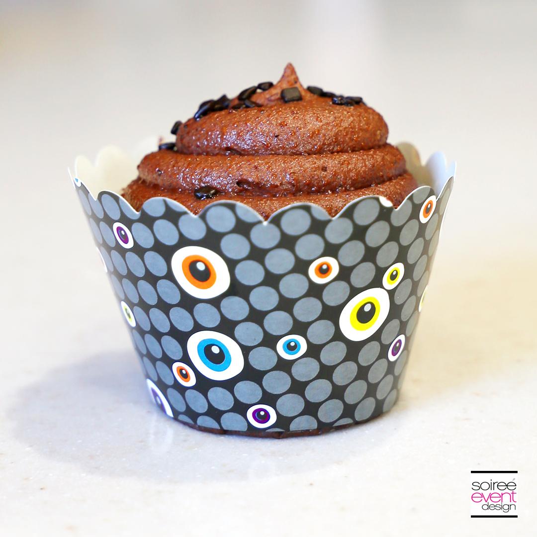 Poop Emoji Cupcakes - Step 2